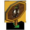 Andravida Foal Mastery Sign-icon