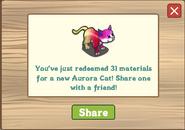 Aurora Cat Redeemed