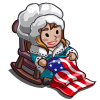 Betsy Ross Gnome-icon