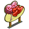 Cinnamon Heart Tree Mastery Sign-icon