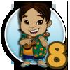 Fun, New Hawaiian Paradise Stuff Quest 8-icon