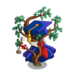 Cap and Gown Tree-icon