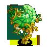 Emerald Heart Tree-icon