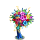 Flower Bunch Tree-icon