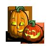 Jack O Lantern-icon