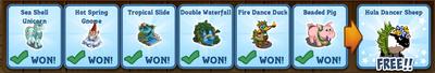 Mystery Game 153 Rewards Revealed