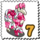 Ribbon Horse Stamp-icon