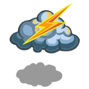 Stormy Cloud-icon