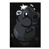 Black Guinea Pig-icon