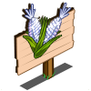 Diamond Corn Mastery Sign-icon