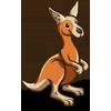 Large Red Kangaroo-icon