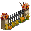 Autumn Fence-icon