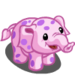 Baby Pink Elephant-icon