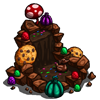 Chocolate Waterfall-icon