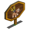 Dragonfly Dog Mastery Sign-icon