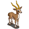Gold-Horned Gazelle-icon