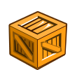 Gold Crate-icon