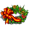 Holiday Pine Wreath-icon