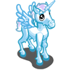 Icy Blue Pegacorn Foal-icon