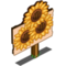 Sunflowers Mastery Sign-icon