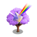 Triangle Prism Tree-icon