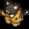 Cuddling Kittens-icon
