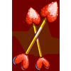 Cupids Pretzel Arrows-icon
