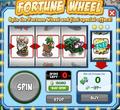 Fortune Wheel Winner