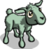 Greenish lamb