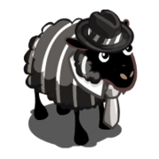 Pinstripe Sheep-icon