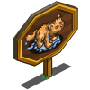 Rainsoaked Kitty Mastery Sign-icon