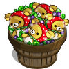 Strawberry Bear Bushel-icon