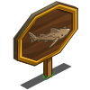 Zebra Shark Mastery Sign-icon