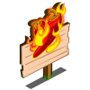Flame Pepper Mastery Sign-icon