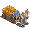 Horse-Drawn Wagon-icon