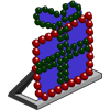 Lighted Gift Box-icon
