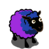 Palatinate Blue Bluish Violet Ewe-icon