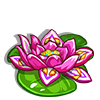 Patterned Lotus-icon