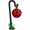 Red Hanging Bell-icon