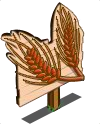 Red Wheat Mastery Sign-icon