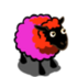 Scarlet Persian Rose Ewe-icon