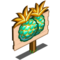 Emerald Pineapple Mastery Sign-icon