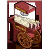 Popcorn Stand-icon