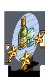 Semillon Chardonay 3 Star Mastery Sign-icon