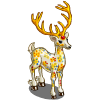 Winter Feather Deer-icon