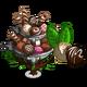 Cocoa Truffle Tree-icon