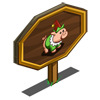Elf Pig Mastery Sign-icon