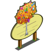 Giant Tribute Tree Mastery Sign-icon