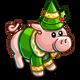 Glittersome Elven Pig-icon