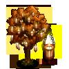 Halloween Lantern Tree-icon
